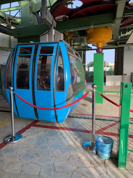 Souda cable Car 8